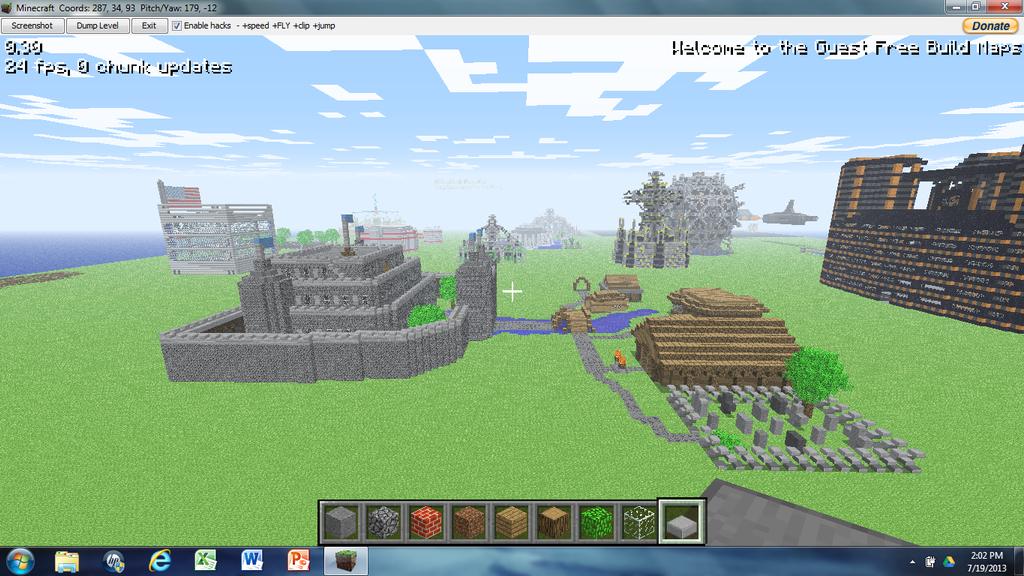 irHAXOR #39 s Minecraft Classic Map 5 by irHAXOR on DeviantArt