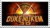 Duke Nukem 3D stamp