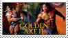 Golden Axe 2 Stamp by TialasBetruger