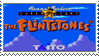 The Flintstones stamp by TialasBetruger