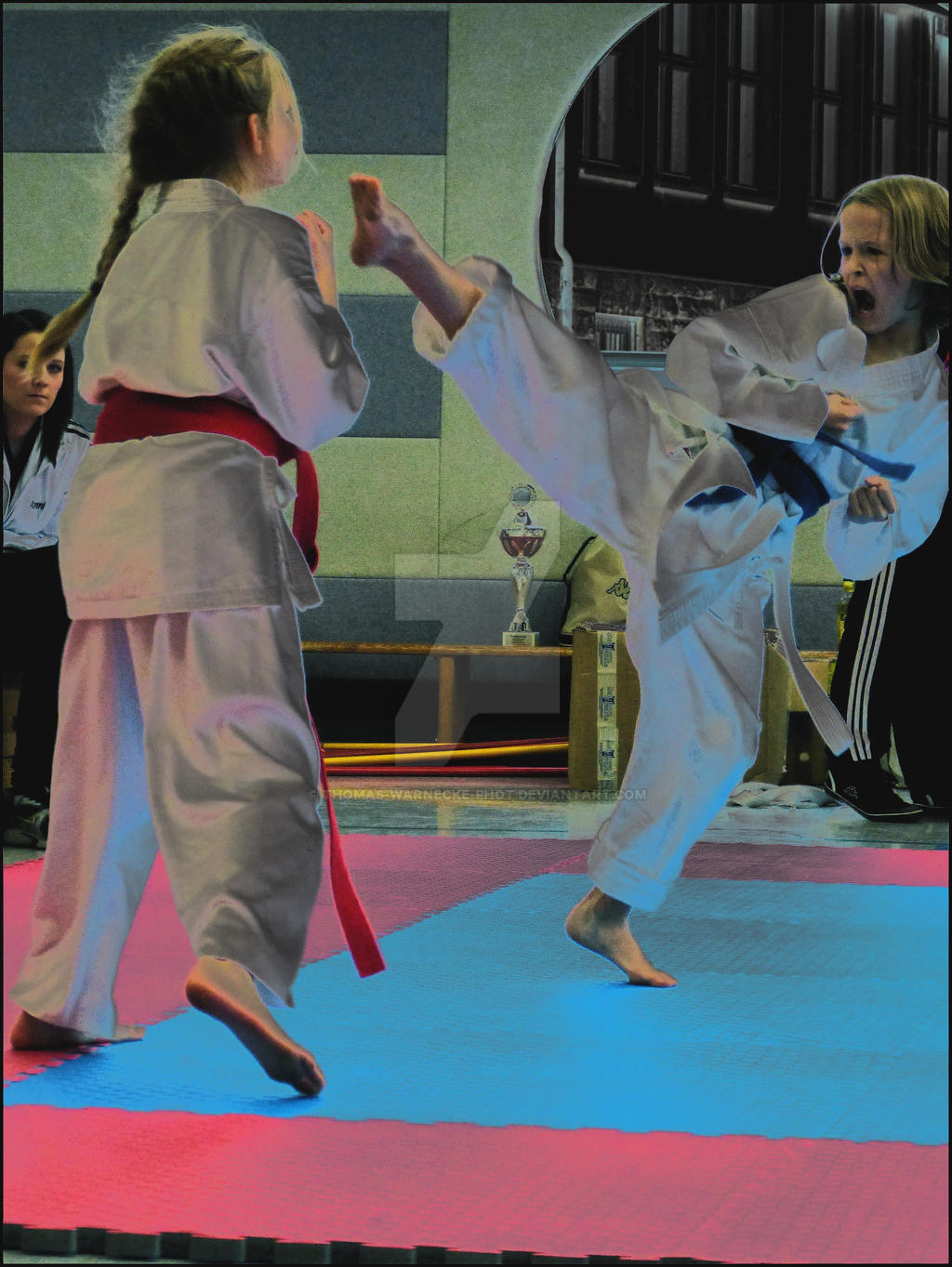 Karate kits by thomas-warnecke-phot