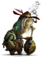 Uncle Turt by lordeeas