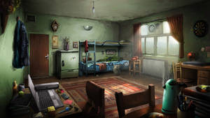 The Room by lordeeas