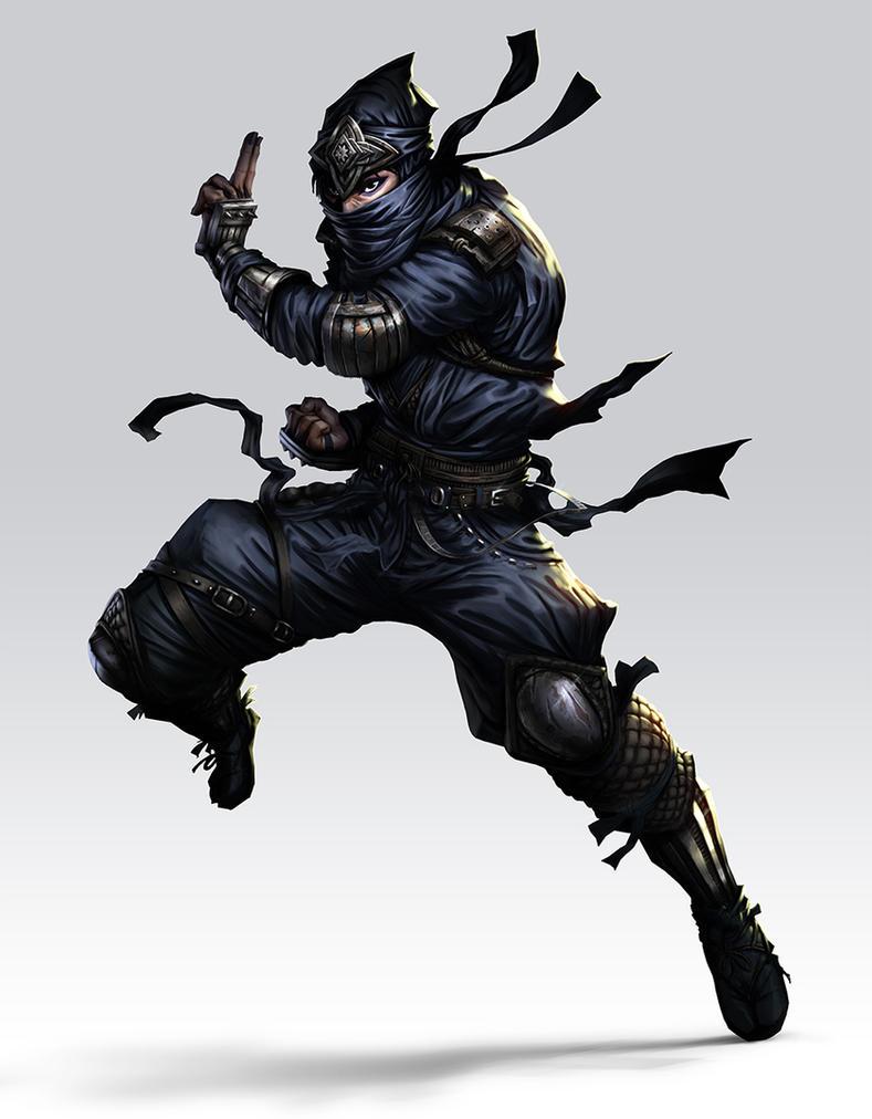 Ninja by lordeeas