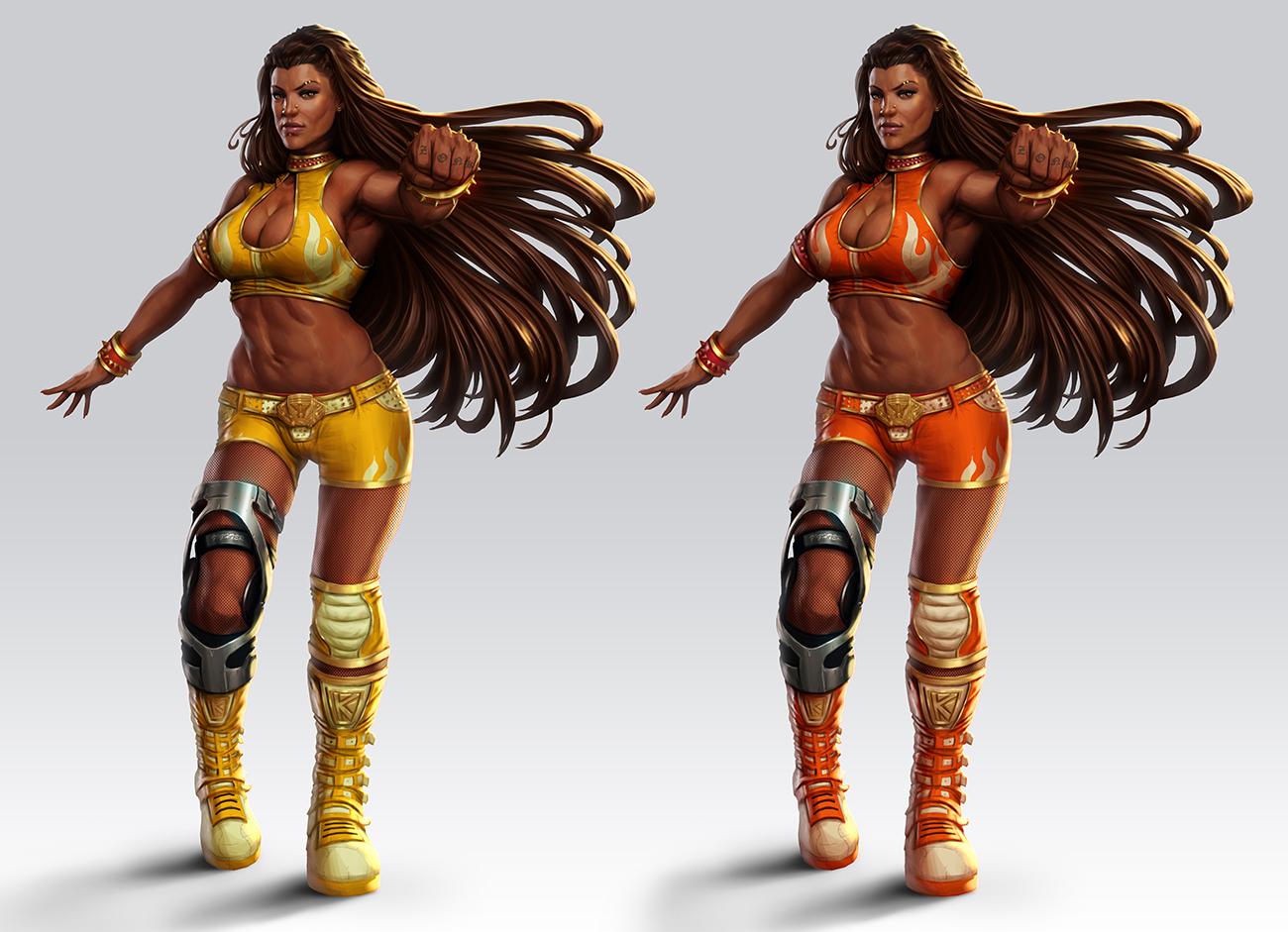 Wrestler by lordeeas