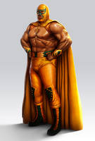 Luchador by lordeeas