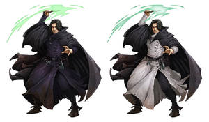 Grayson Gruber - Snape