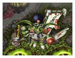 Goblin Blademaster