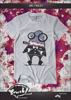 Mr. Finley T-Shirt