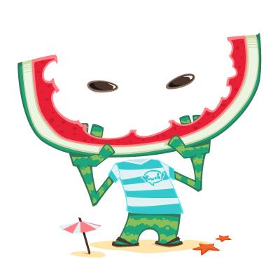 Mr. Melone by OrcOYoyo