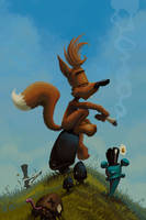 squirreled by OrcOYoyo