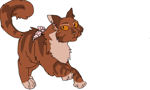 Brambleclaw (Moth's Wings MAP Ref) by ChikkiArts