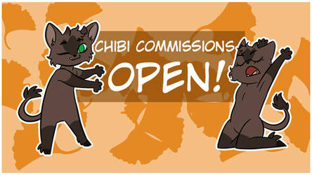 Cheap chibi commissions OPEN by ChikkiArts
