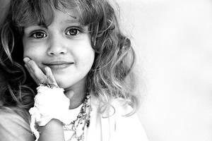 Girl by garbanuskaa