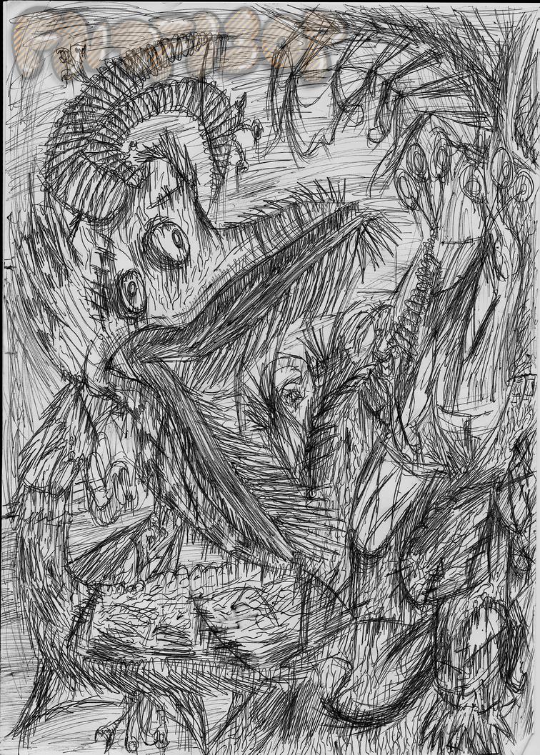 Demon Urfolkil by MaggieWartist