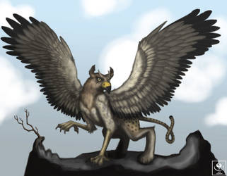 Gryphon by Vicked