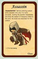 Munchkin Assassin by HavokSCO