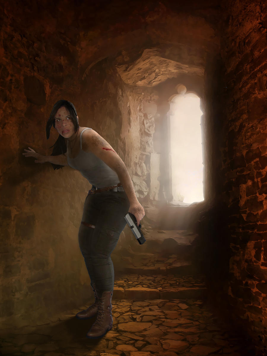 Tomb Raider 9 by MoonchildLuiza