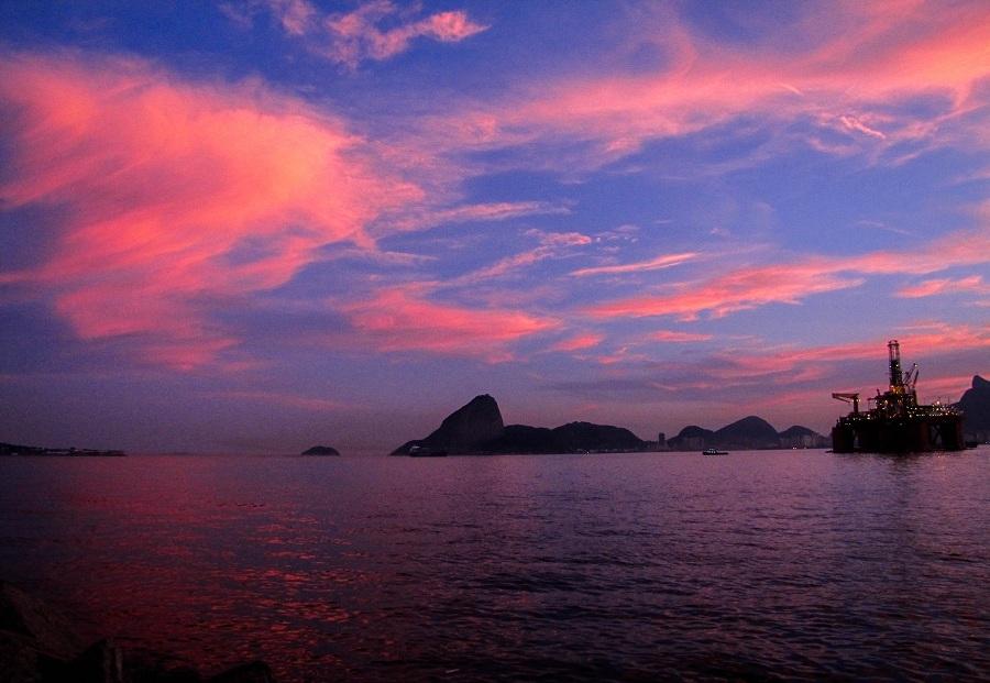 Rio de Janeiro Sky by MoonchildLuiza