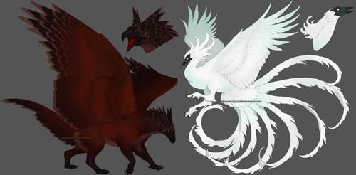 [Personal] Briar and Swan