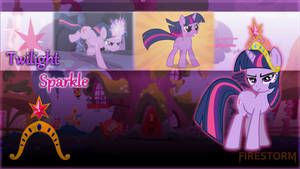 Pony Action - Twilight Sparkle