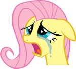 Fluttershy - The Face of Sorrow