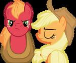 Big Mac and AJ - For Shame, Partner