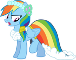 Rainbow Dash - Get this thing off Me!