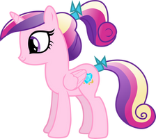 Princess Cadance - Ye Royal Foalsitter by Firestorm-CAN
