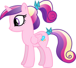 Princess Cadance - Ye Royal Foalsitter