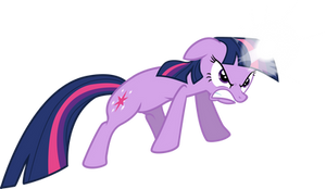 Twilight Sparkle - I'll Blast You to Bits!