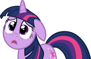 Twilight Sparkle - That can't be True! by Firestorm-CAN