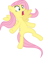 Fluttershy - WHAT?! by Firestorm-CAN