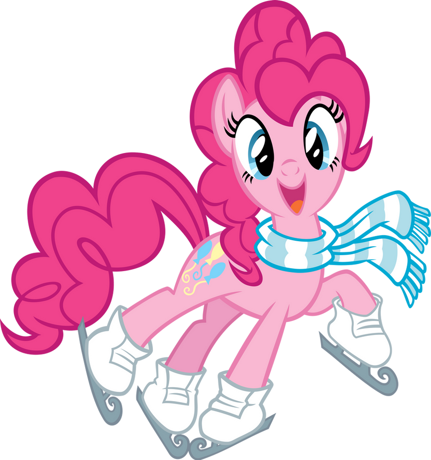 Pinkie Pie - One Winter Gal by Firestorm-CAN