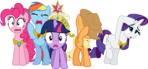 Mane 6 - 1 - We're All Doomed!
