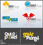 Gulf Pixel Logo Pack