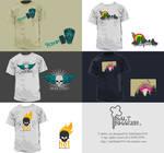 saltshakr911 T-shirt set