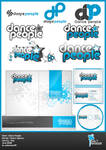 Dance People Logo , Stationery