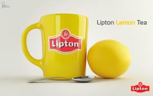 3D LIPTON by saltshaker911