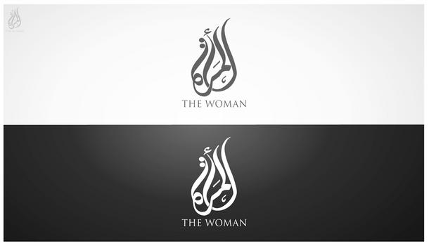 The Woman Logo