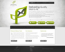 Email Delivery website by saltshaker911