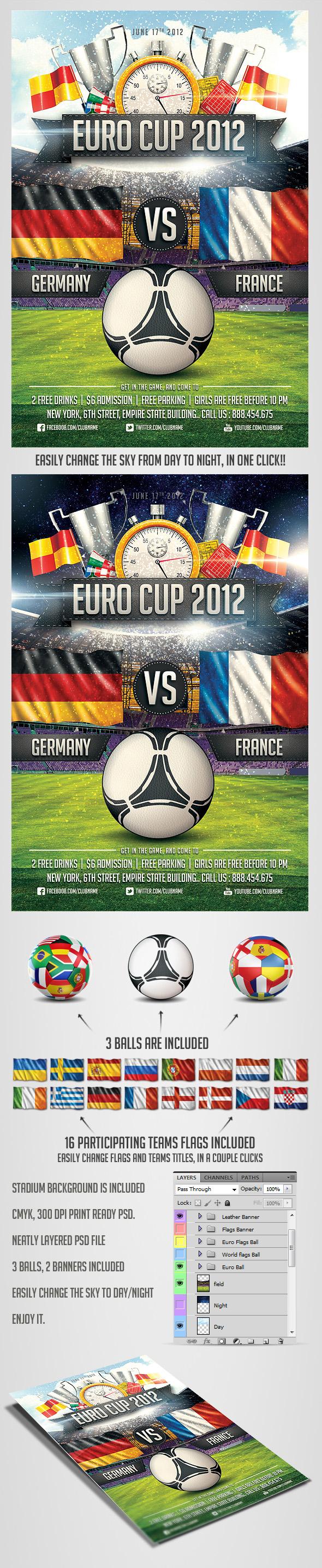 Euro Soccer flyer Vol.2 by saltshaker911
