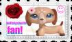 bellalpsbella fan stamp by lexieluvontfm