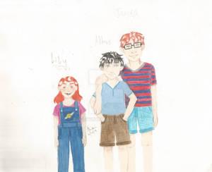 The Potter Kids