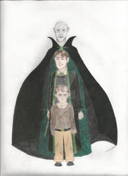 Voldemort Through the Ages