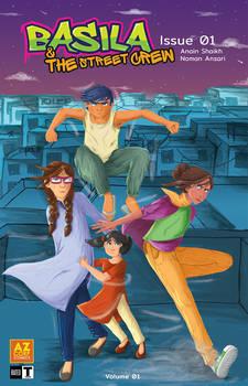 Basila Issue 1 Cover
