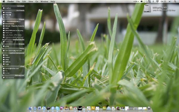 MacOS Leopard: Oct 2007