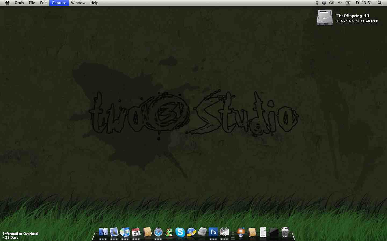 MacOS Leopard: Jul 2008