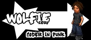 Coder in Punk