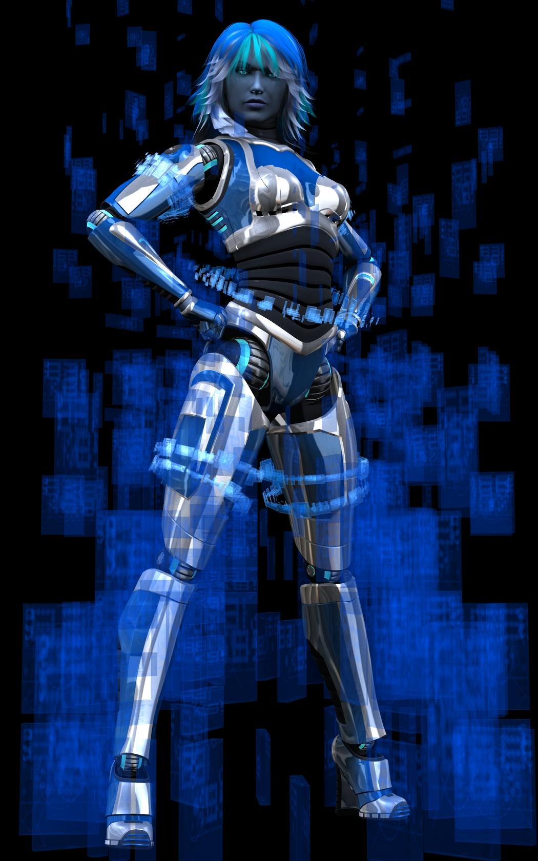 H.E.I.D.I. Mk II by TorrynWoodsrunner